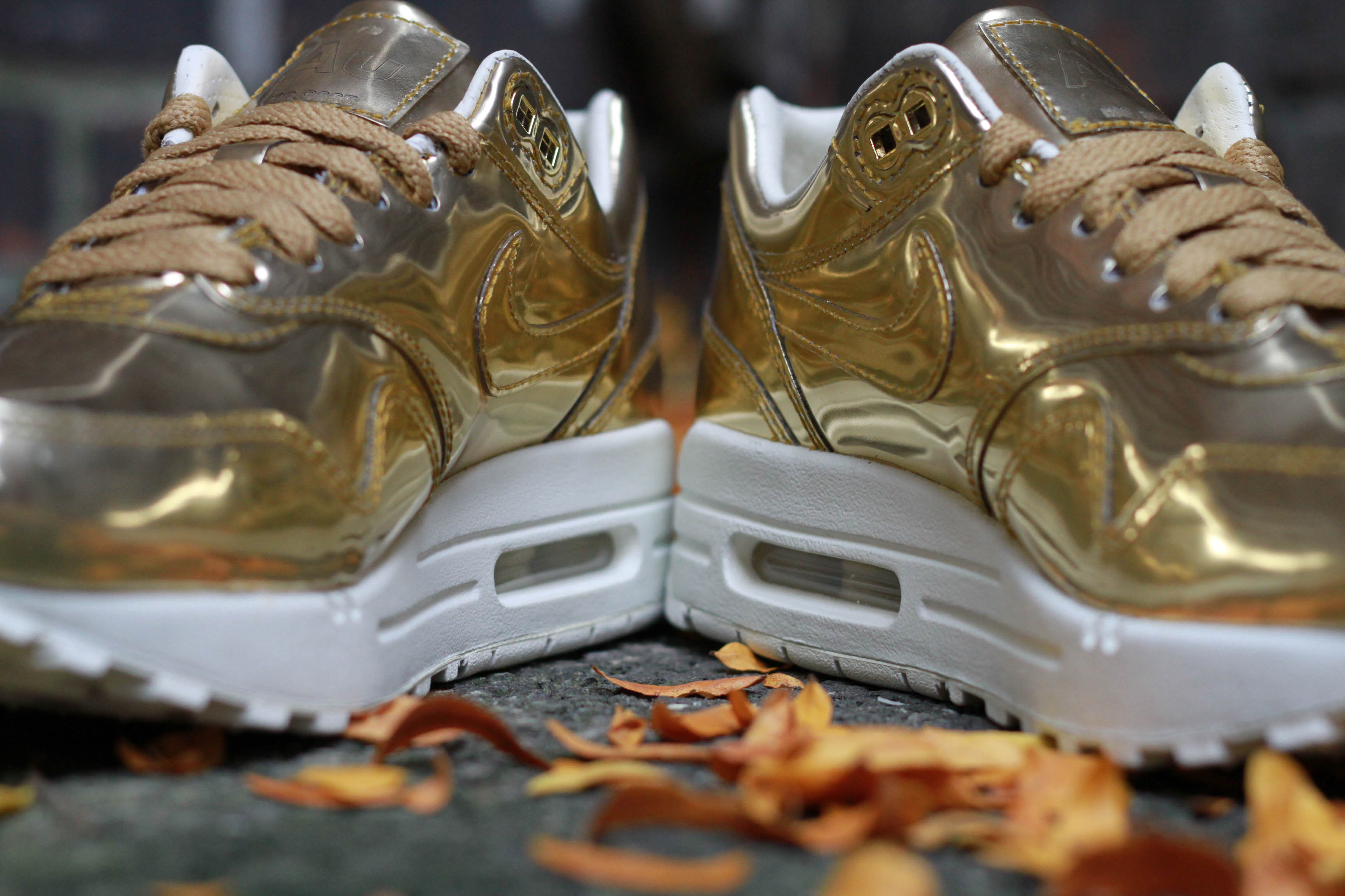 Nike Air Max 1 Sp Liquid Gold Praesta