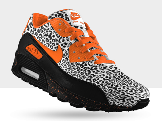 NIKEiD Air Max 90 EM Cheetah Option Now Available