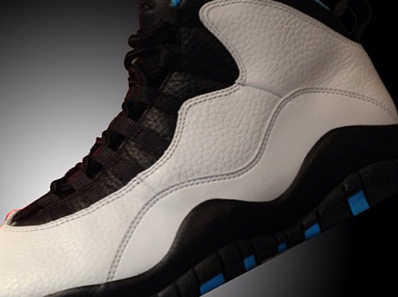 Air Jordan 10 Powder Blue Another Look