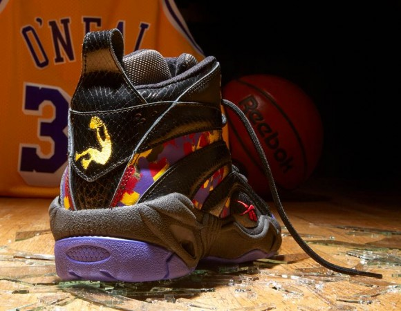 Reebok Shaqnosis Escape from LA Launch Info Images