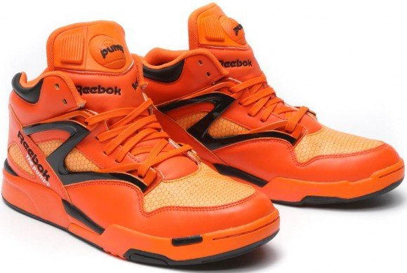 Reebok Pump Omni Lite Pumpkin Another Look