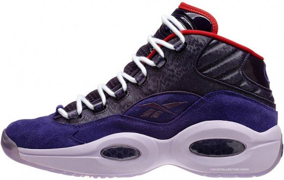 Reebok Question Ghost of Christmas Future Detailed Look