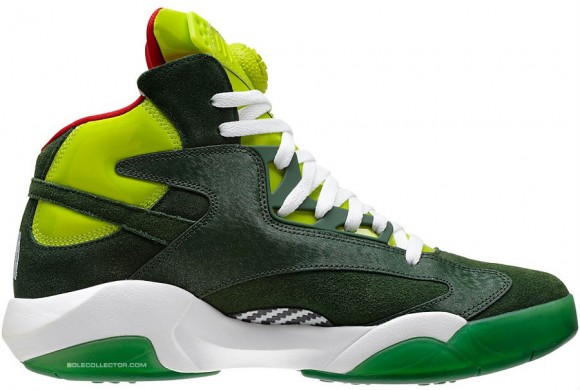 Reebok Shaq Attaq Ghost of Christmas Present Another Look