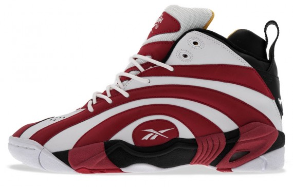 Reebok Shaqnosis Black Nuclear Yellow Excellent Red Now Available