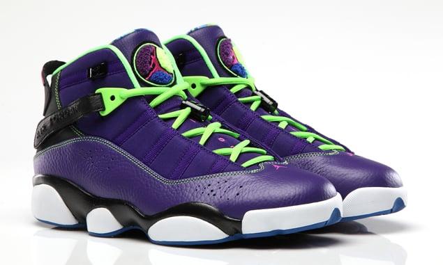 Release Reminder Jordan 6 Rings Bel Air Sneakerfiles