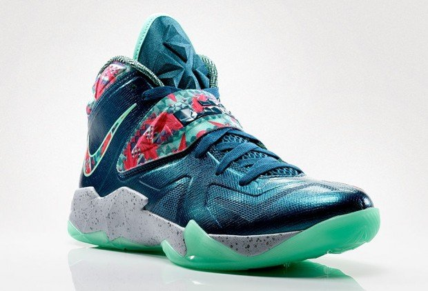 903a779f98f Release Reminder  Nike LeBron Zoom Soldier VII (7)  The Power Couple ...