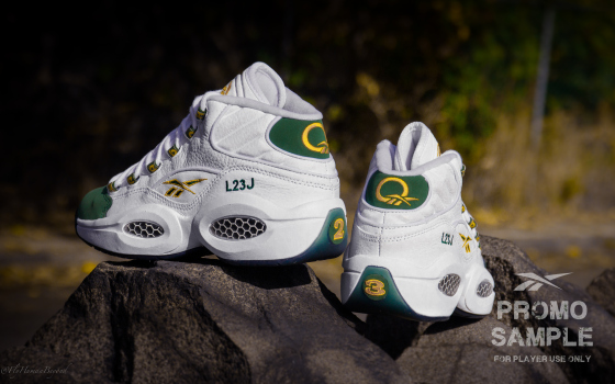 30be9ce342d93 Release Reminder  Packer Shoes x Reebok Question Mid  For Player Use ...