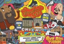 Event Reminder Sneaker Con Chicago October 2013