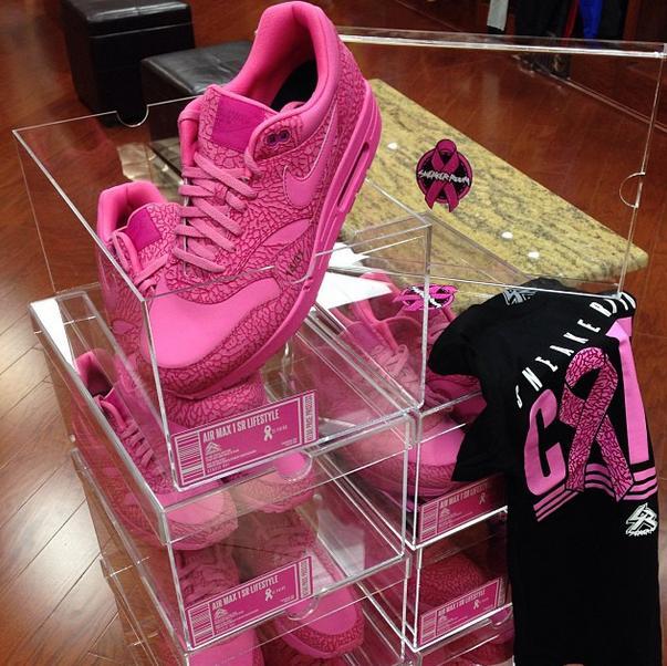 Sneakerroom x Nike Air Max 1 SR Lifestyle Breast Cancer Awareness