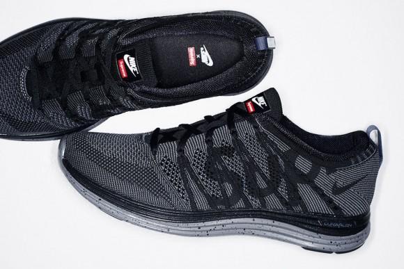 Supreme x Nike Flyknit Lunar1+ Release Reminder