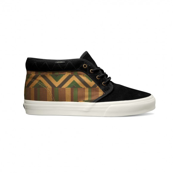 Vans California Collection Holiday 2013 Cali Tribe Pack