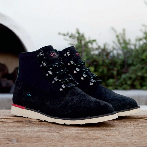 88a13d1d46 Vans OTW Collection Breton Boots for Holiday 2013