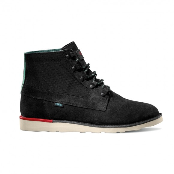 Vans OTW Collection Breton Boots for Holiday 2013