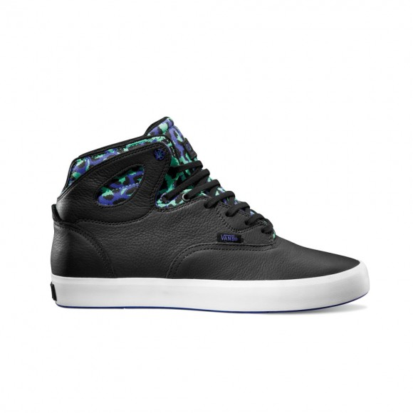 Vans OTW Collection Holiday 2013 Leopard Camo Pack
