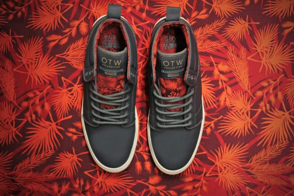 Vans OTW Collection Holiday 2013 Palm Camo Pack