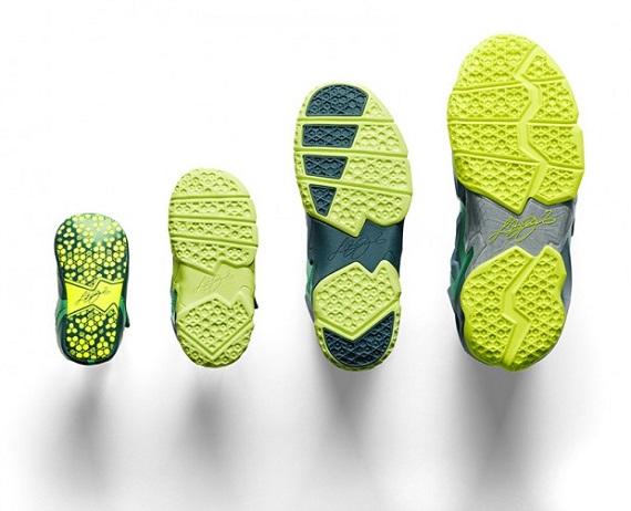 """Nike Lebron 11 Kids """"T-Rex"""" - Release Date"""