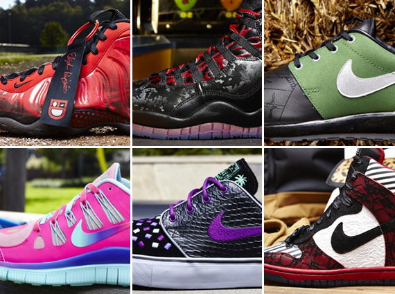 Nike Doernbecher 2013 Collection Pricing Info