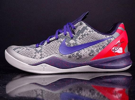 Nike Kobe 8 Mine Grey – Release Reminder