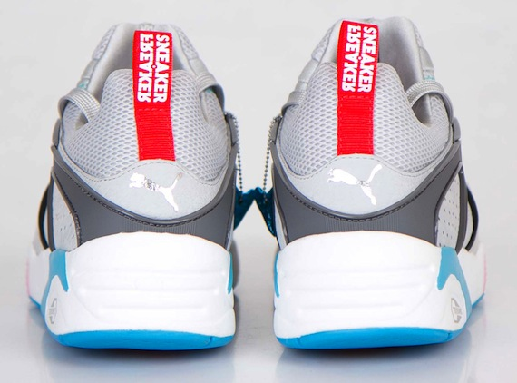 Sneaker Freaker x Puma Blaze of Glory Shark Attack Pack