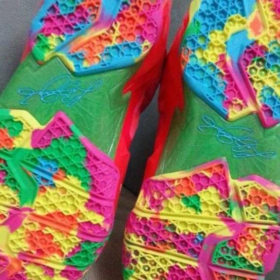 """Nike Lebron 11 GS """"Fruity Pebbles"""""""