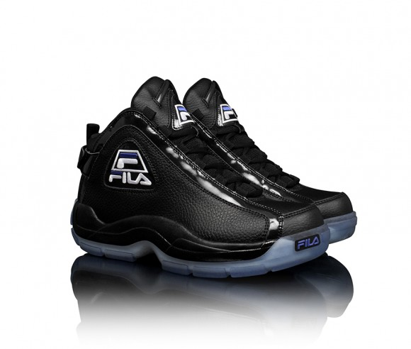 FILA Ice Blue Steel Pack Cage 96 & F-13