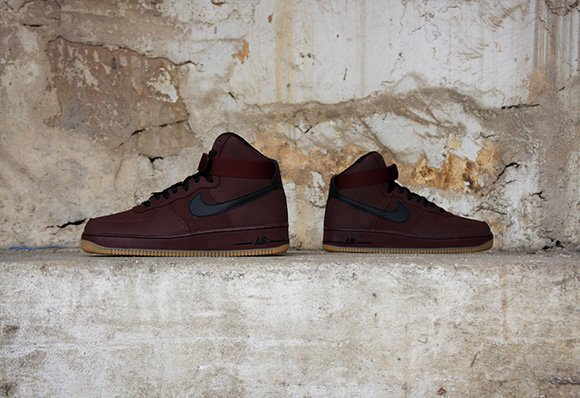 AF1 High BRBrown