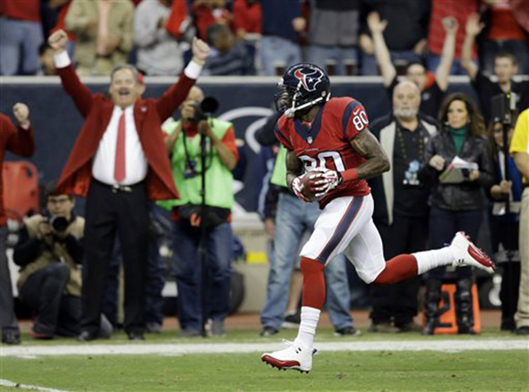 Andre Johnson in AJ XIIs