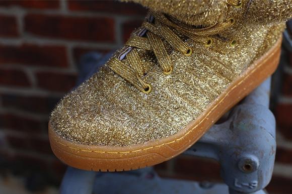 Adidas X JS Gold Bear