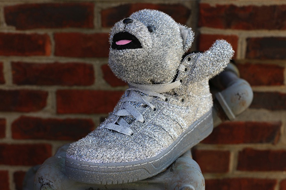 Adidas X JS Silver Bear