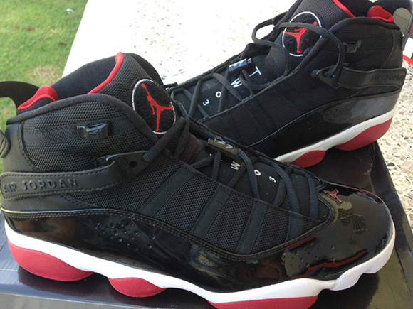 air jordan 6 rings quotbredquot release date sneakerfiles