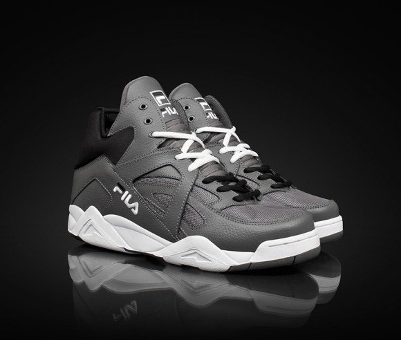 FILA Cage BK All Day Detailed Images