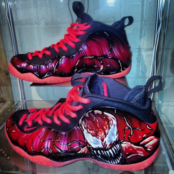 Carnage Custom Foams