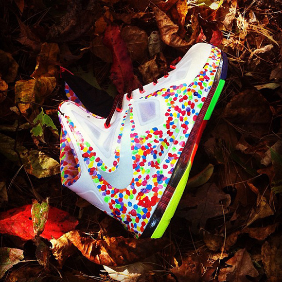 DC Fruity Pebble LBJX
