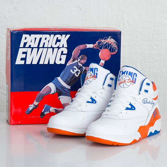 best sneakers 67281 ce528 Ewing Guard Knicks Home