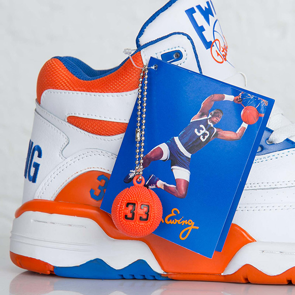 Ewing Guard Knicks Home