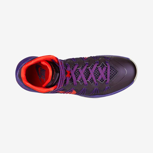 Hyperdunk 2013 PurpleRed