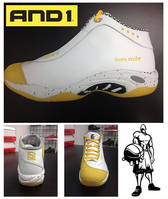 Lance Stephenson PE AND1 Tai Chi