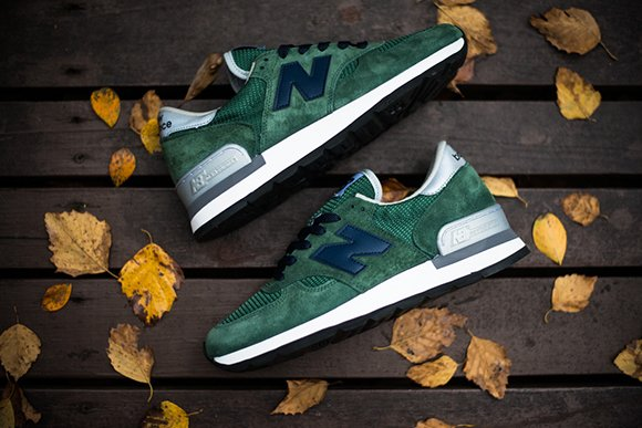 NB990GB ForestNavy