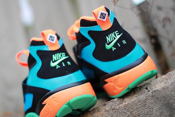 Nike ADT BlkOrngGam