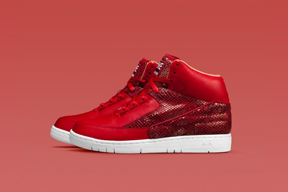 Nike Air Python Red & Black Yet Another Detailed Look