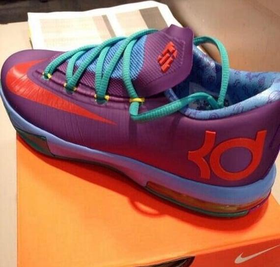 Nike KD VI GS Rugrats