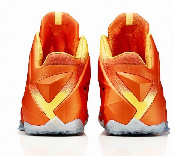 "Nike LeBron 11 ""Forging Iron"" Release Date"
