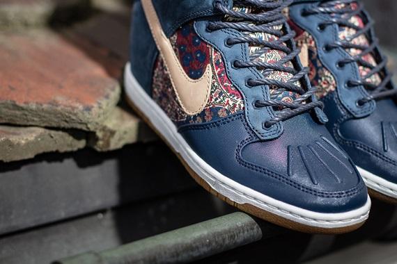 Nike WMNS Sportswear x Liberty Vacchetta Pack - Sneak Peek