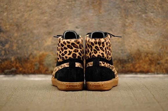 Puma Japan Suede Leopard