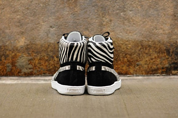 Puma Japan Suede Zebra