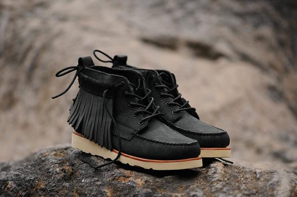 RF X Sebago Boots