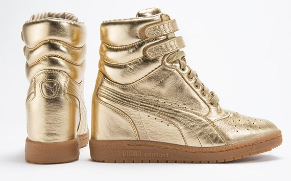 Rime x Puma Sky Wedge Luxe - Relase Date