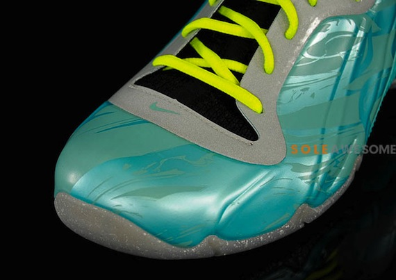 Nike Flightposite Exposed Year of the Horse A Closer Look