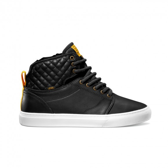 9654eee2b298 lovely Vans OTW Collection Alomar AW for Holiday 2013 · Alomar AW in ( Militia) Black Fusion