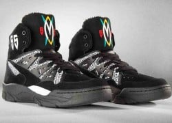 adidas Mutombo 'Black/White' | Official Images